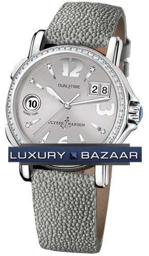 Dual Time Ladies 37mm 223-28B/60-01