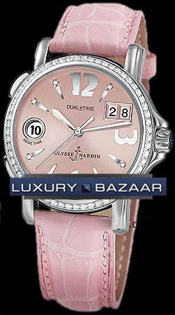 Dual Time Ladies 37mm 223-28B/60-06