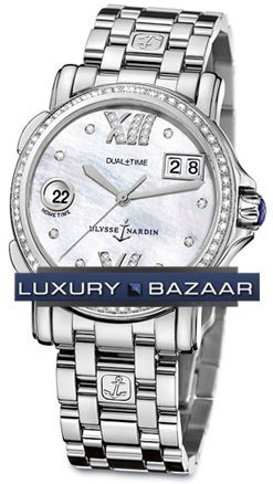 Dual Time Ladies 37mm 223-28B-7/391