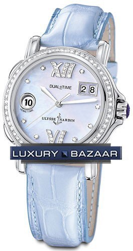 Dual Time Ladies 37mm 223-28B/393