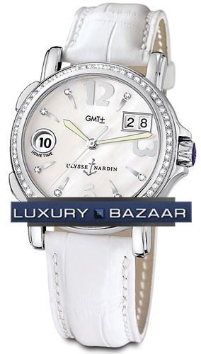 Dual Time Ladies 37mm 223-28B/691