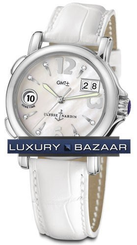 Dual Time Ladies 37mm 223-22/691