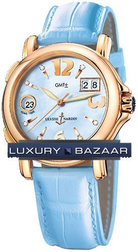Dual Time Ladies 37mm 226-22/693