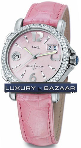 Dual Time Ladies 37mm 223-28/696
