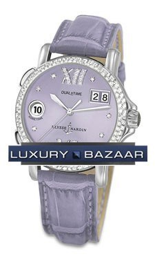 Dual Time Ladies 37mm 223-28/30-07