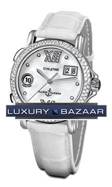 Dual Time Ladies 37mm 223-28/391