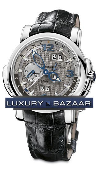 GMT Perpetual 42mm 320-60/69