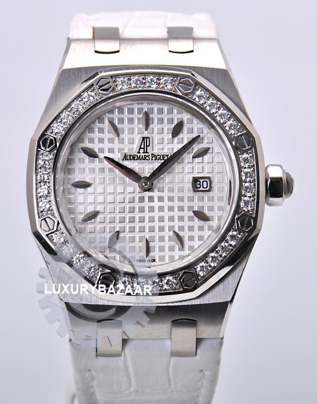 Royal Oak Lady Quartz  67621ST.ZZ.D012CR.02