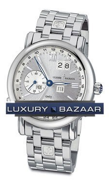GMT Perpetual 40mm 320-82-8/31