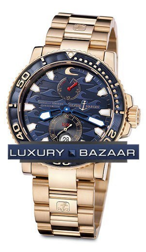 Blue Surf Chronometer 42.7mm 266-36LE-8