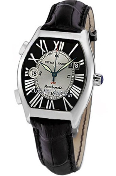 Michelangelo Gigante UTC Dual Time 43x38mm 223-11/412
