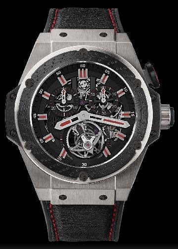 King Power Tourbillon F1 Chrono 707.ZM.1123.NR.FMO10