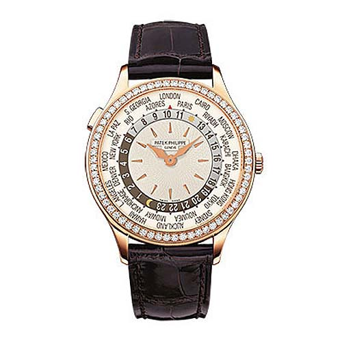 Ladies Complications Global Time 7130R-001