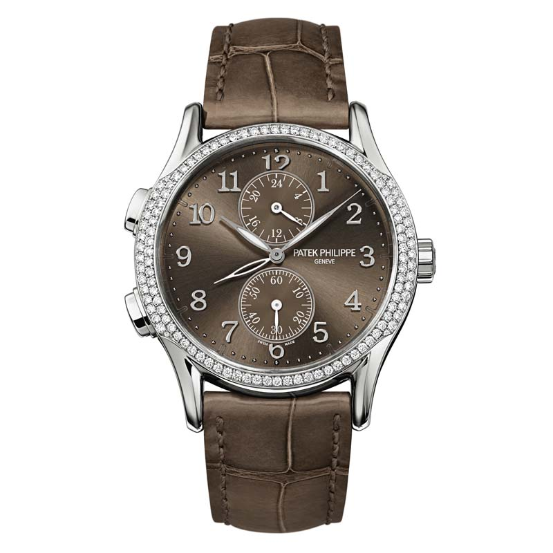 Ladies Complications Calatrava Travel Time 7134G-001