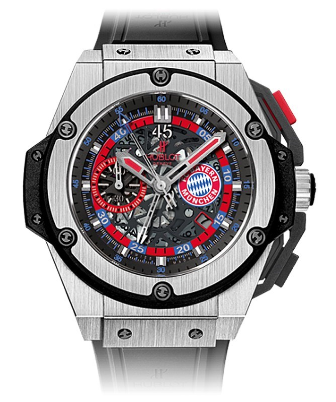 King Power Bayern Munich 716.NX.1129.RX.BYM12