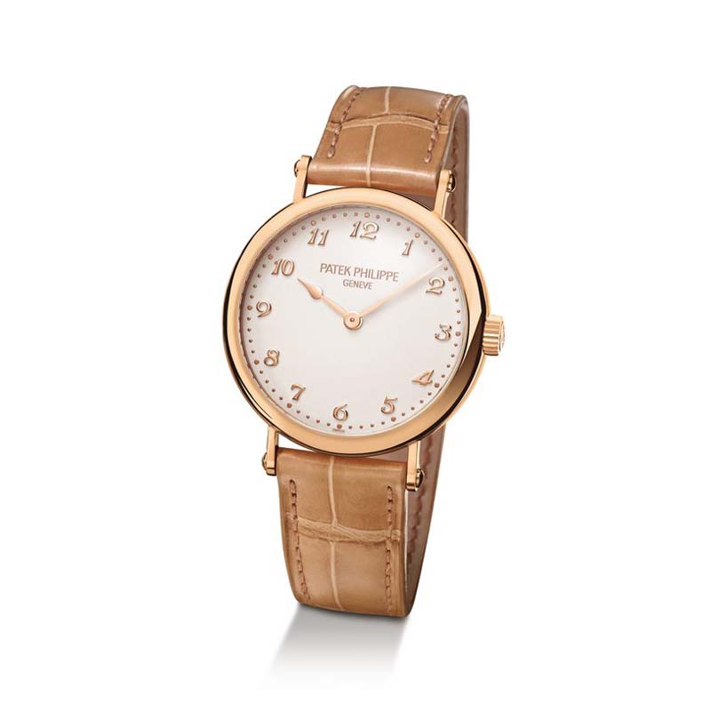 Patek philippe ladies calatrava 7200r 001 luxury bazaar for Patek philippe women