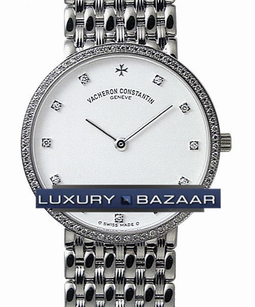 Patrimony Midsize (WG / Diamonds / WG)