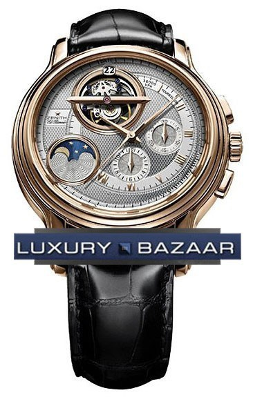 Grande Chronomaster Tourbillon Moonphase Day and Night 18.1260.4034/02.C505