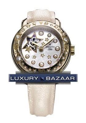 Baby Star Sea Open Precious Pearls 23.1223.68/03.C536