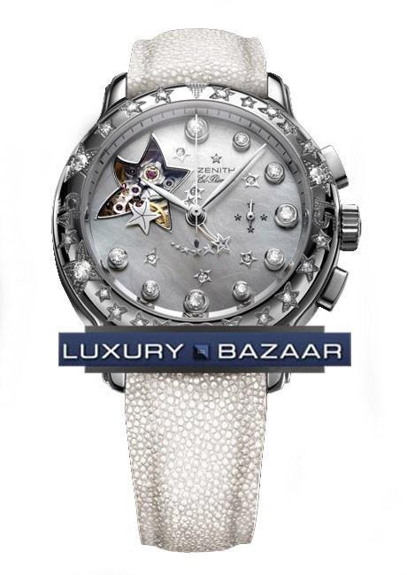 Star Sea Open Precious Diamonds 45.1233.4021/80.C632