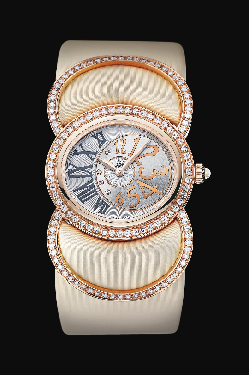 Millenary Precieuse Rose Gold 77226OR.ZZ.A012SU.01