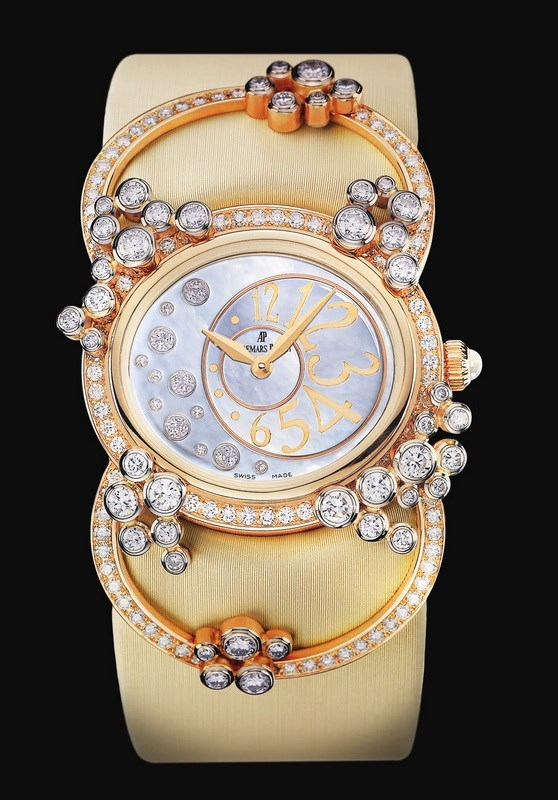 Millenary Precieuse Rose Gold Diamonds 77227OR.ZZ.A012SU.01