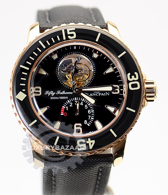 Tourbillon 50 Fathoms 5025-3630-52