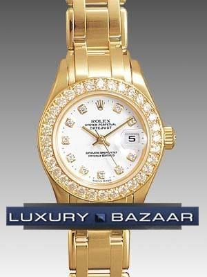 Rolex Datejust Pearlmaster 80298 wd