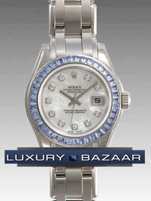 Rolex Lady Datejust Pearlmaster 80309NG