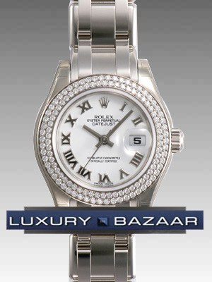 Rolex Lady Datejust Pearlmaster 80339