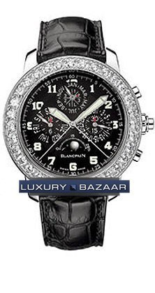 Le Brassus Split-seconds Chrono 4286P-4730M-55B