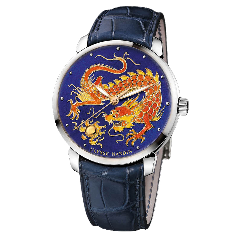 Classico Dragon Cloisonné 40mm 8150-111-2/DRAGON