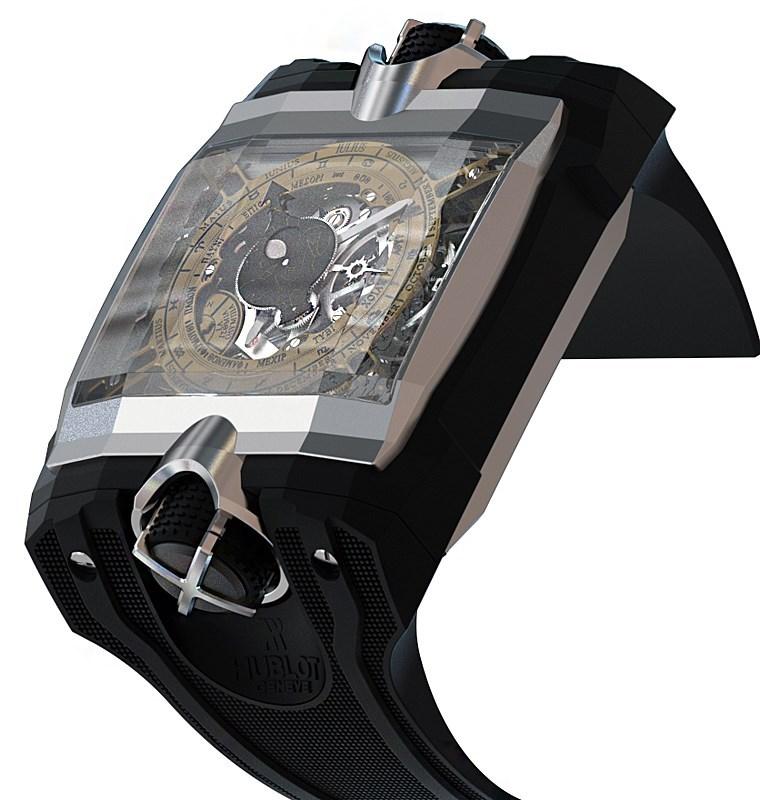 Masterpiece MP-04 Antikythera 904.NX.4101.RX
