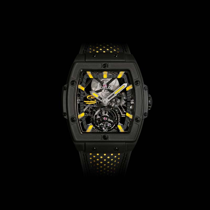 Mp 06 Senna All Black 906.ND.0129.VR.AES12