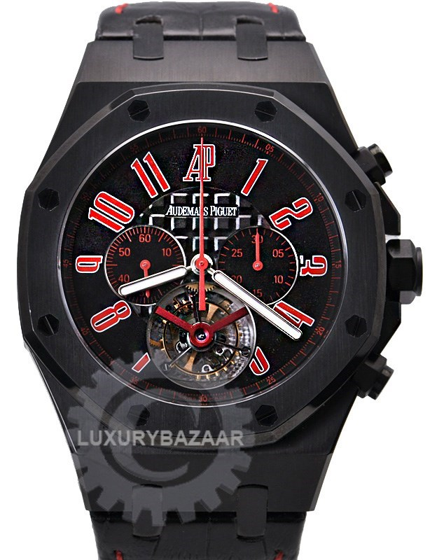 Royal Oak Offshore Las Vegas Strip Tourbillon    26268SN.OO.D003CU.01