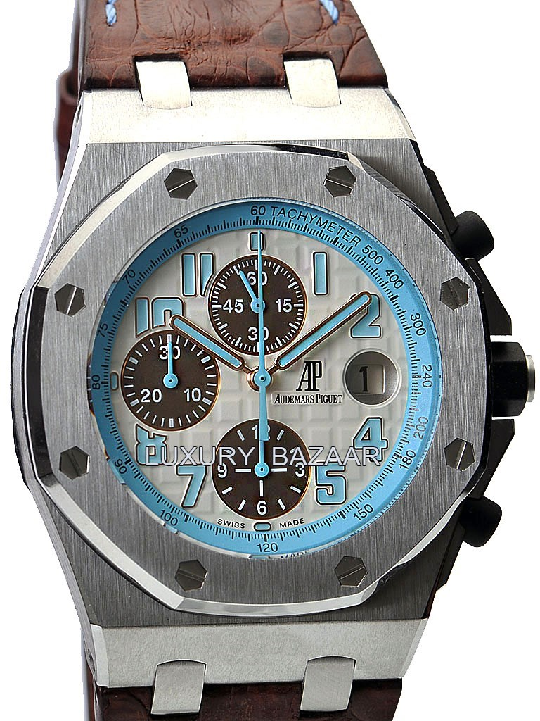 Royal Oak Offshore Montauk Point 26187ST.OO.D801CR.01