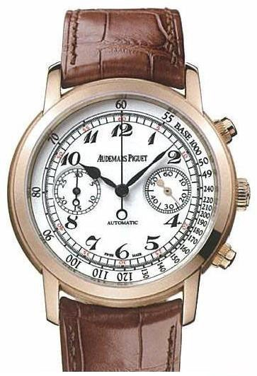 Jules Audemars Classic Chronograph 26100OR.OO.D088CR.01