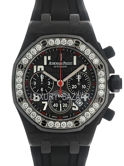 Royal Oak Offshore Ladies   26267FS.ZZ.D002CA.01