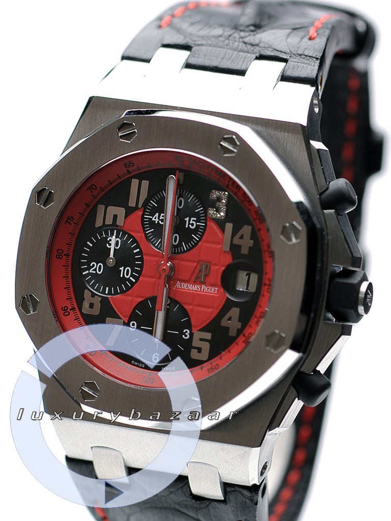 Royal Oak Offshore Masato 26195ST.OO.D101CR.01