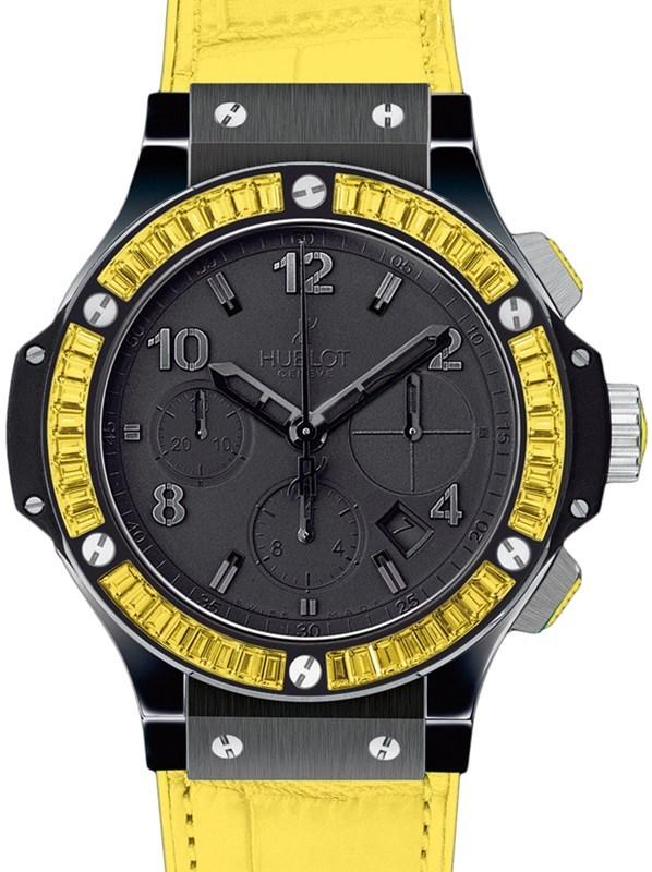 Big Bang Black Tutti Frutti Black lemon 341.CY.1110.LR.1911
