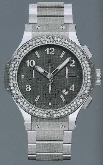 Big Bang Earl Grey 342.ST.5010.ST.1104