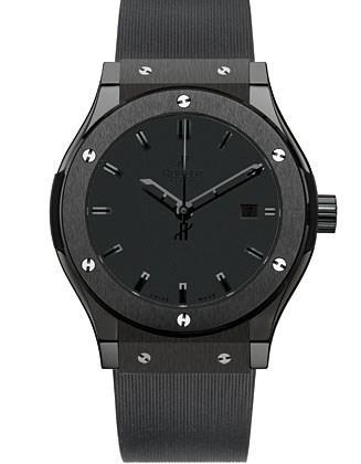 Classic Fusion All Black 542.CM.1110.RX