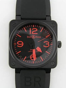 BR01-92 Carbon Red