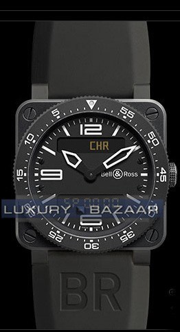 Instruments BR 03 Type Aviation Carbon