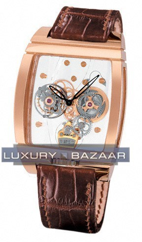 Corum Golden Tourbillon Panoramique 382.850.55/0F02 0000