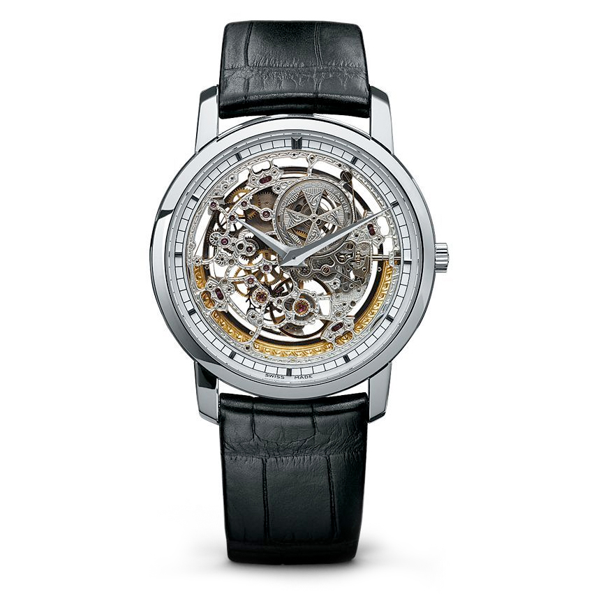 Patrimony Traditionelle Openworked Large 43178/000G-9393