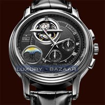 ChronoMaster Haute Horlogerie Tourbillon Moonphase 65.1260.4034/21.C505