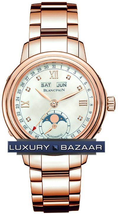 Leman Moon Phase Ladies 2360-3691A-76