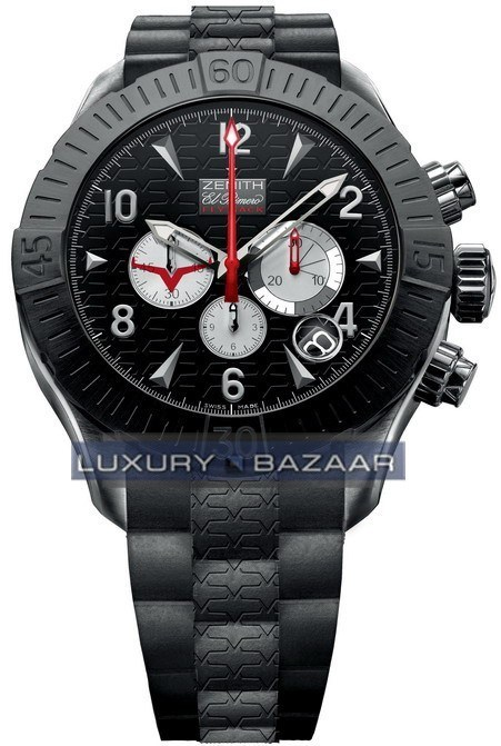 Defy Classic Chronograph Air Fly Back 03.0531.4000/21.R672
