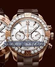 Defy Classic chronograph Lady 22.0506.4000/01.R650